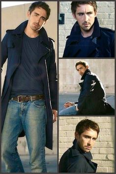 Lee Pace...this man is being pinned under Random Fandom because he is everywhere in the world of geekery for me