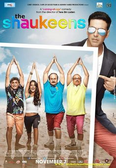 "#TheShaukeens - Enjoy the video songs of Hindi movie ""The Shaukeens"" starring #AkshayKumar and #LisaHaydon #AnupamKher #AnnuKapoor and #PiyushMishra exclusively on #MyBollywoodStars #MovieSongs click the image to watch full songs now.."
