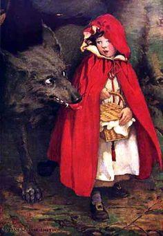 Caperucita Roja (Hermanos Grimm) | Cuentos.eu