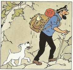 Tiritinyam: Loch Lomond, el whisky del capitán Haddock • Tintin, Herge j'aime