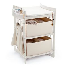 Changing table, Maar wil dresser en bad Alan een he