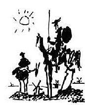 Les quichotteries de Delphine: Séquence Don Quichotte