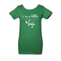 I´m a little Yogi - T-Shirt Damenschnitt