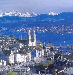 Zurique. Suiza.
