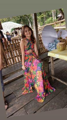 /// kathryn bernardo /// three words to forever /// Kathryn Bernardo Hairstyle, Kathryn Bernardo Outfits, Filipino, Filipina Actress, Teen Celebrities, Celebs, Beach Ootd, Daniel Padilla, Celebrity Stars