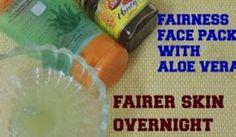Aloevera fairness face pack to get fair skin in 10 minutes  Aloe vera face pack for dry skin  1 tsp aloe vera gel 1 tsp malai Pinch of haldi  Mix malai with aloe vera gel Add a pinch of haldi Apply it on clean face and....