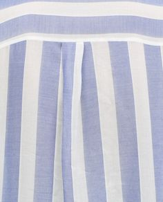 Sure can see myself wearing this. sign me up!!!   ZARA - WOMAN - BLUE WIDE STRIPED SHIRT