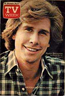 I had the biggest crush on Parker Stevenson - Hardy Boy mysteries