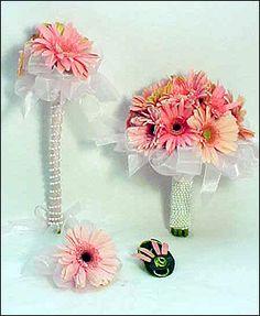 Gerber Daisy Wedding Ideas | Gerber Daisy Bouquets