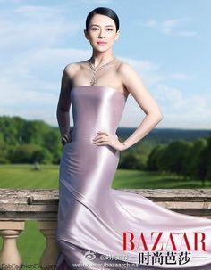 5b6ea986bd9 Elegant Zhang Ziyi for Harper s Bazaar China September 2014 Zhang Ziyi