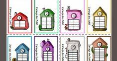 Blog mit selbst erstellten Unterrichtsmaterialien für die Grundschule/Volksschule zum Download. Mathematik - Deutsch - Sachunterricht Calendar, Blog, Holiday Decor, School, Acer, Activities, Human Body, Names, Routine Chart