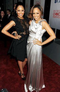 Tia & Tamera! Love them!