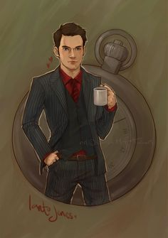 :Not just a Tea-boy: by Kinky-chichi