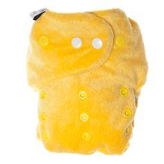 itti bitti Bitti Tutto Cloth Nappy - Yellow