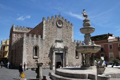 Norman Arab duomo fountain Piazza Aprile - See more at: http://chambersarchitects.com/blog/248-taormina-sicily-refuge-for-ancients-artists-and-writers.html#sthash.V6tcTDnP.dpuf And read all of our blogs at: http://chambersarchitects.com/blog.html