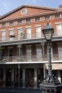 New Orleans, LA - 1850 House. An antebellum row house furnished to represent life in mid-nineteenth-century New Orleans.
