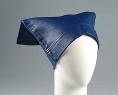 """""""Bag Hat"""", Bonnie Cashin, c. 1960s Fashion, Vintage Fashion, Derby, Bonnie Cashin, Maker Culture, Royal Clothing, Costume Collection, Vintage Barbie, Vintage Hats"""