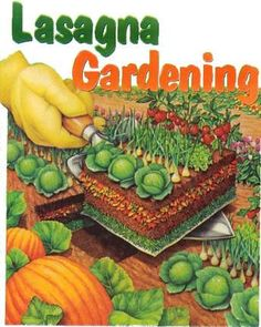 Lasagna Gardening  The basics of a non-traditional method of gardening that is organic, earth friendly and easy.    Read more: http://www.motherearthnews.com/Organic-Gardening/1999-04-01/Lasagna-Gardening.aspx#ixzz2EODCUaVg