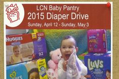 Leelanau Christian Neighbors kicks off Diaper Drive - Northern Michigan's News Leader