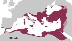 Roman Empire 600 AD - Byzantine Empire - Wikipedia, the free encyclopedia