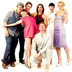 this cast. I can't.