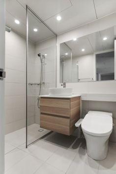 [허스크] 용강동 마포리버파크 25평 아파트 인테리어 : 네이버 블로그 Home Deco, Toilet, Bathtub, Shower, Interior, Bathrooms, Room Ideas, Type, Design