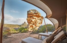 Do you already own a campsite and are thinking of installing some glamping tents? It's a good way of broadening your target market and taking your campsite upmarket. Luxury Tents, Campsite, Glamping, Mount Rushmore, Safari, Explore, The Originals, Nature, Travel
