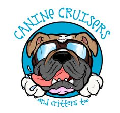 Logo design for Canine Cruisers. Collaboration with Infinite Art tattoo artist, Tony Touch.