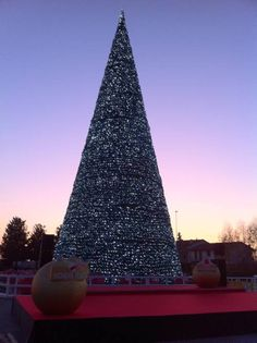 Albero di Natale 30M Gardaland by Creation Vetrina