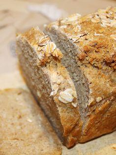 Cuor di Ciambella: Pane al Farro con Fiocchi d'Avena