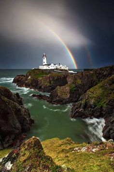 Fanad Head Lighthouse - Donegal, Ireland.