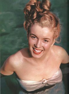 Marilyn Monroe a beauty