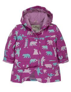 Hatley Patterned Bears Raincoat £29.95