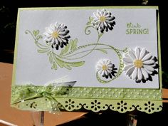 Think Spring by jasonw1 - Cards and Paper Crafts at Splitcoaststampers