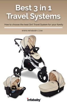 Choosing the best Travel System for your newborn can be a daunting task. We have set out everything you need to look out for when researching the best travel system for your family. Find Out More