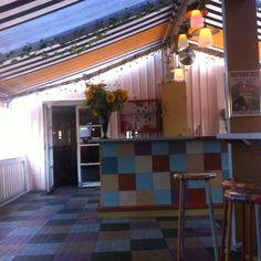 Kafé de luxe Växjö sep 2016