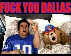 Yess New York Football, Giants Football, Football Is Life, Football Girls, Ny Yankees, Football Team, Funny Football, New York Giants Memes, Dallas Cowboys Jokes