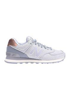 739a4f3f6015f9 NEW BALANCE WL574 B - Sneaker for Women - Gray -  balance  sneaker