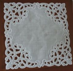 Gorgeous Vintage Linen and Lace Tray Cloth by Jenneliserose, $18.00 - Google Search - Google Search - Google Search - Google Search