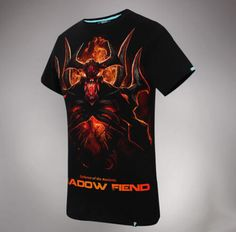 Limited Edition DOTA 2 Shadow Fiend T-shirs For Doters   Wishining
