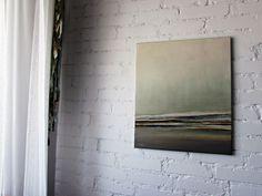 """""""pejzaż abstrakcyjny w beżach"""" abstrakcja sylwia michalska 60x50cm Www.artpracownia.wordpress.com"""
