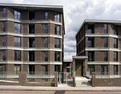 Finsbury Park Housing - Sergison Bates