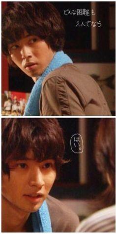"Kento Yamazaki x Tao Tsuchiya, Ep 122, J Drama ""Mare"", Aug/18/'15 http://www.drama.net/mare [Eng. sub]"