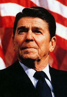 Ronald Reagan as President