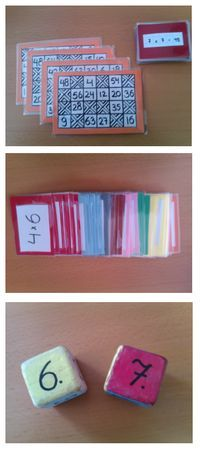 Obviously don't know details, but can guess: alternative to flashcard die to determine multiplication facts Teacher Education, Kids Education, Math Resources, Math Activities, Party Mottos, Math Multiplication, Maths, Math Quotes, Math For Kids