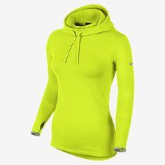 Nike Pro Hyperwarm Fitted Women's Hoodie