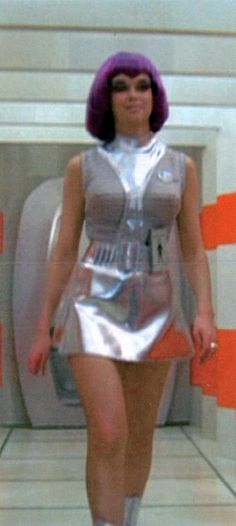 Gabrielle Drake - Lt. Gay Ellis - UFO