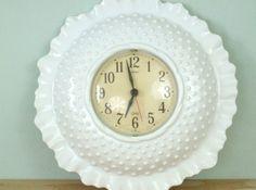 hobnail clock
