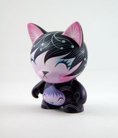 New Custom Toys by Jeremiah Ketner for Art Whino: ART BASEL