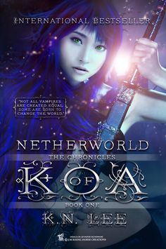 Escape to the Netherworld with Koa, a half-blood with an enchanted sword, a cursed mother, and a handsome human pet. http://www.amazon.com/gp/aw/d/B00CR0T5KW/ref=kina_tdp?ie=UTF8 #fantasy #thechroniclesofkoa #darkfantasy #vampires #curses #magic #adventure